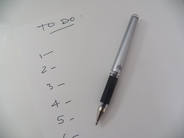 To do list franchise